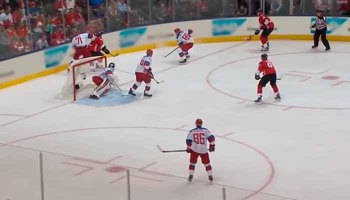 Hockey bet